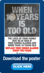 Download the Smoke Alarm poster